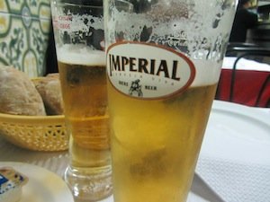 Unlike in so many other parts of Europe, beers in bars and restaurants are relatively inexpensive in Portugal.