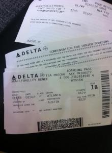 Delta voucher